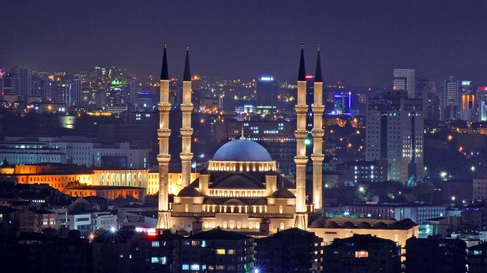 Ankara Prayer Times