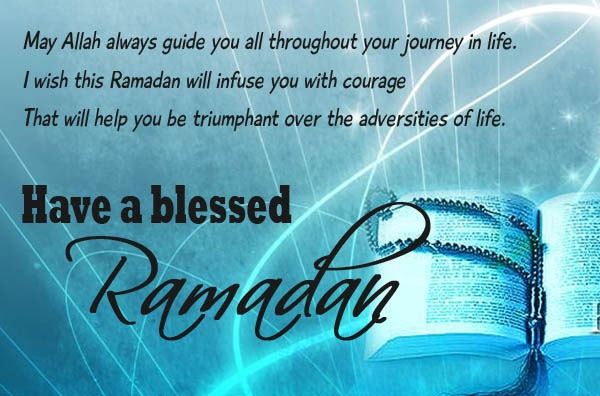 Happy Islamic Ramadan Sayings Quotes