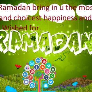 Top 100 Ramadan Greetings For Facebook And Whatsapp