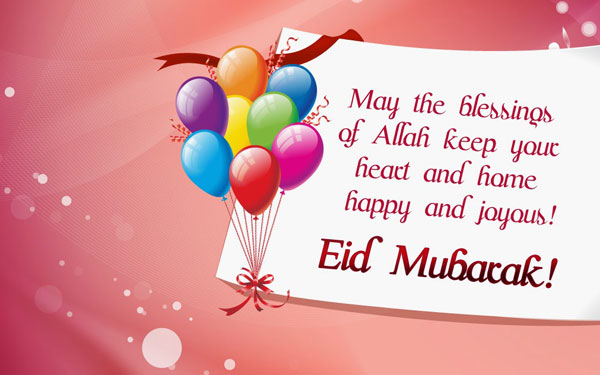 Happy Eid Mubarak Quotes Greetings