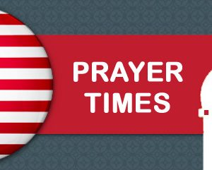 Houston Prayer Times Texas USA