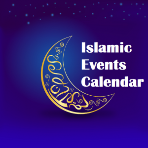 Islamic Events Calendar