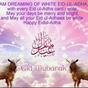 Eid Al Adha Image Quotes