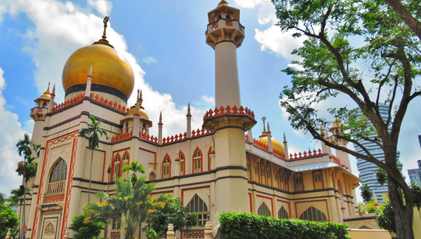 Prayer Times Singapore