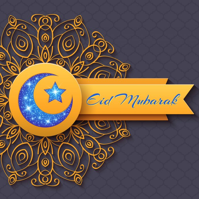 Muslims Happy Eid Ul Fitr Greetings Wishes 2019