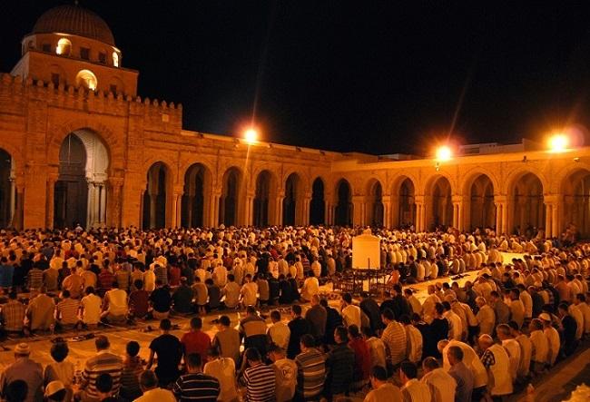 Ramadan Tarawih Night Prayers Quotes Messages