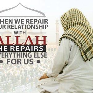 Islamic Salah Prayer Quotes In English
